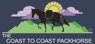 Coast to Coast Packhorse Logo
